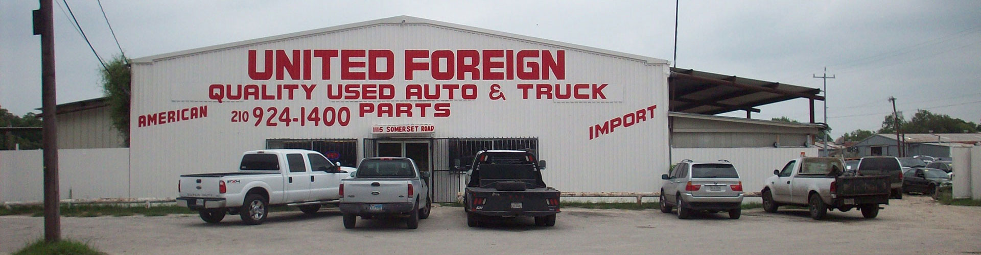 United Foreign Auto & Truck